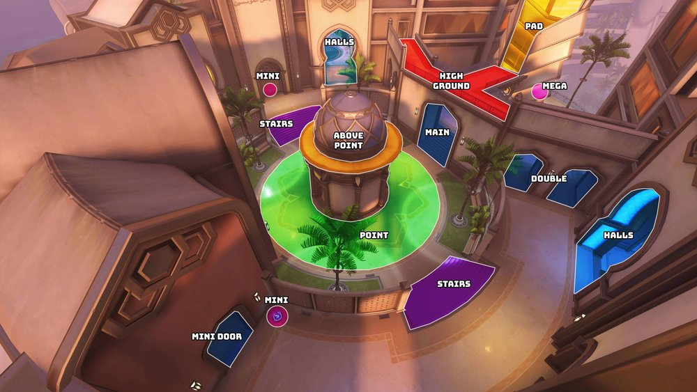 Oasis City Center map callouts two Overwatch.jpg