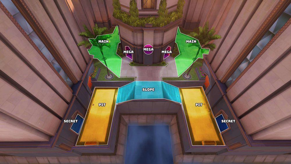 Oasis Gardens map callouts three Overwatch.jpg