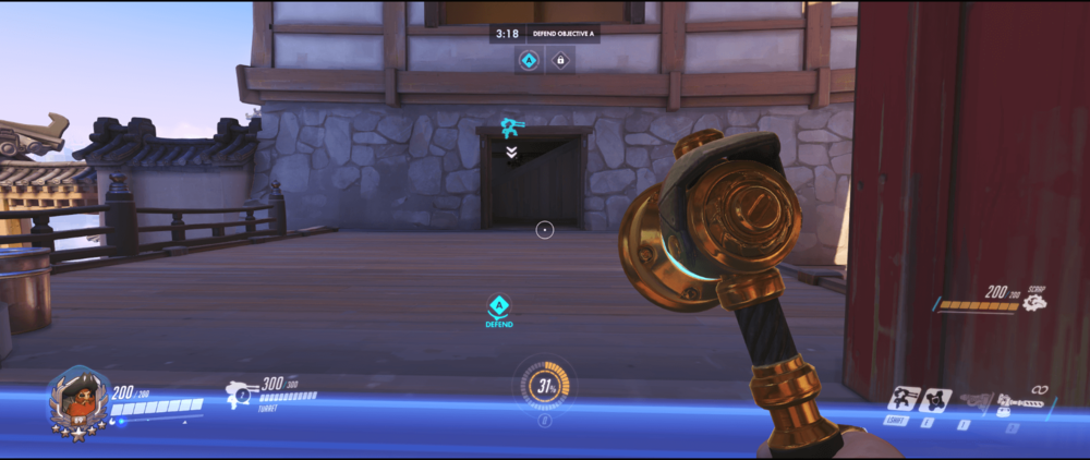 Hanamura Torbjorn turret point one defense.png