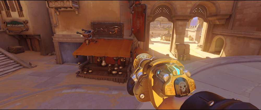 Anubis Torbjorn turret main position first point.png