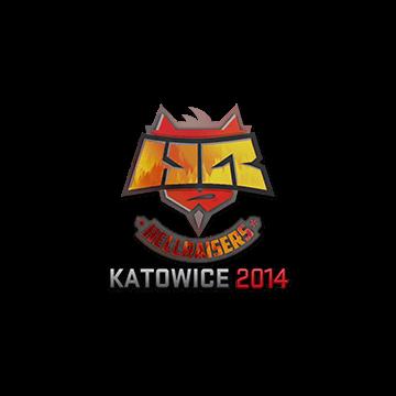 Sticker HellRaisers (Holo) Katowice 2014 CSGO.png