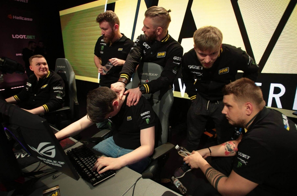 Natus Vincere at StarLadder & i-League StarSeries S4 - Image: NaVi