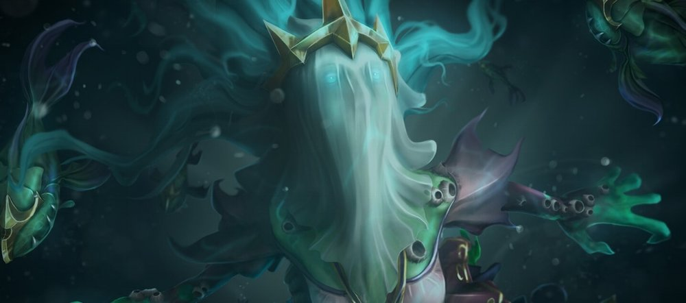 Eternal Testament loading screen for Death Prophet - Image:  Valve