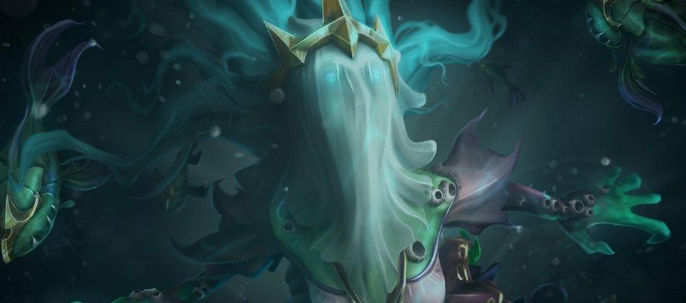 Eternal Testament loading screen for Death Prophet - Image:  Valve