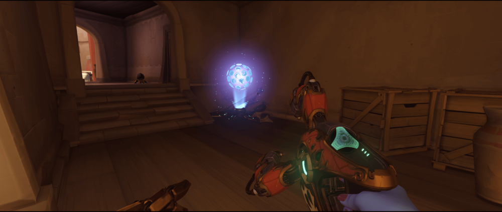 Symmetra shield generator spot Temple of Anubis main point one 3.png