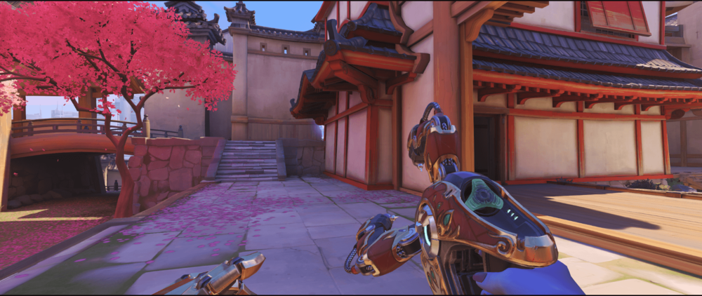 Symmetra Shield Generator spot Hanamura alternative vision point one.png