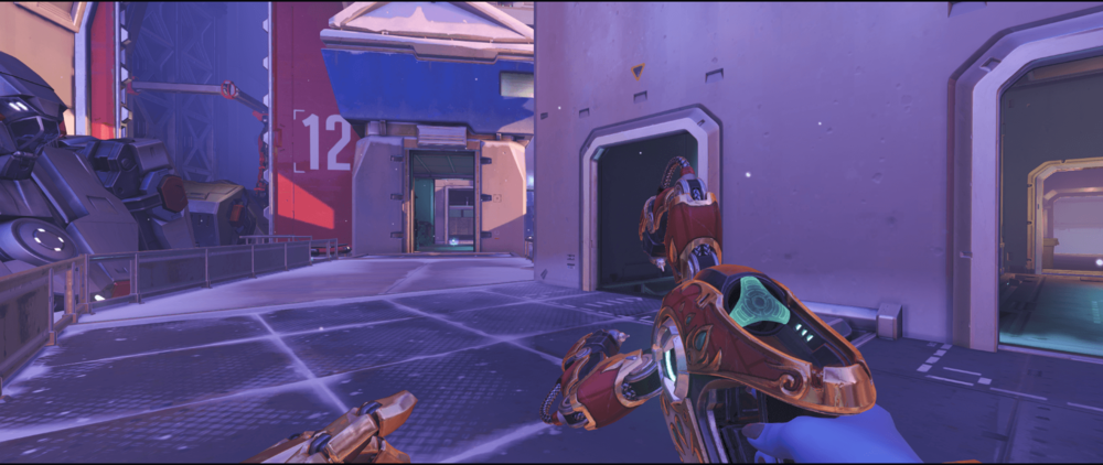 Symmetra shield generator spot Volskaya Industries main point one.png