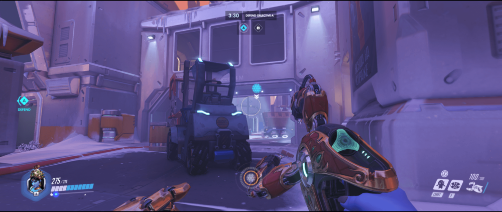 Symmetra shield generator spot Volskaya Industries main range 2 point one.png