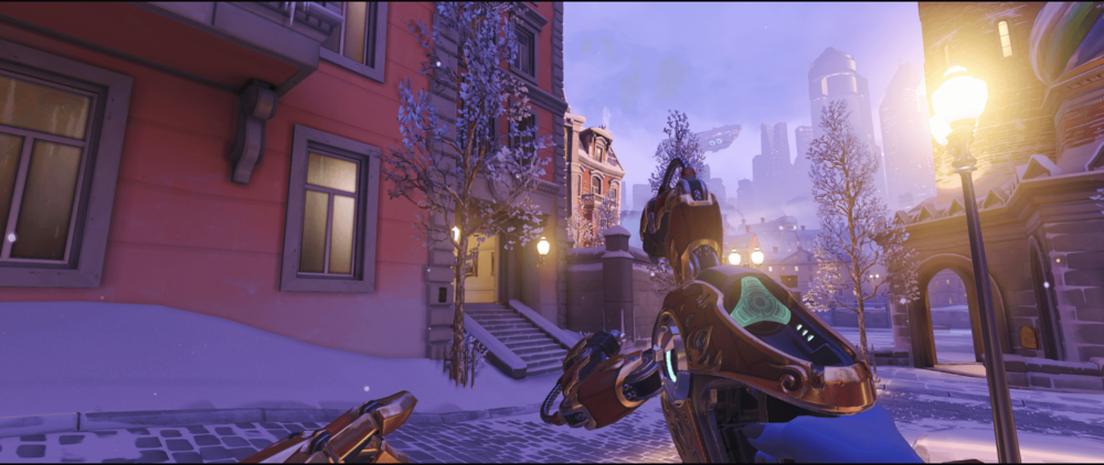 Symmetra shield generator spot Volskaya Industries yellow room point two.png