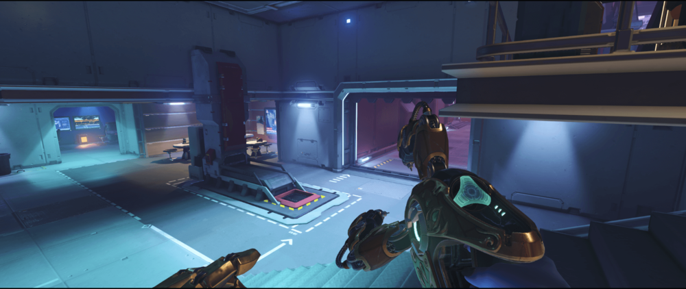 Symmetra shield generator spot Volskaya Industries main point two.png