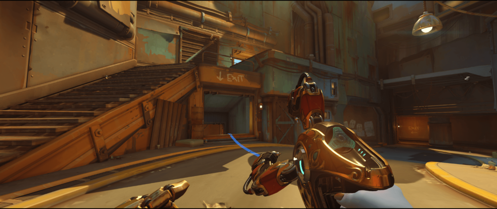 Symmetra Shield Generator spot Junkertown first point thousands of options.png