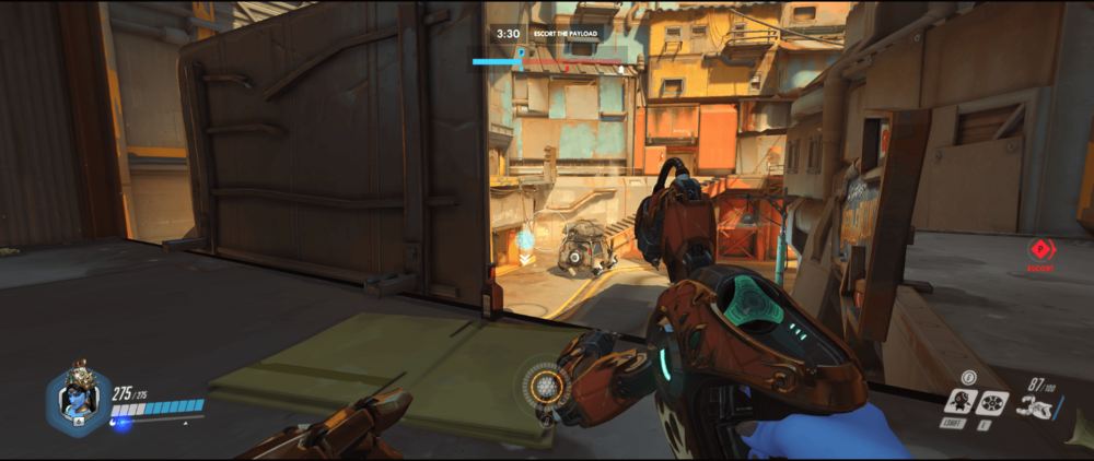 Symmetra Shield Generator spot Junkertown other spawn room range 2 second point.png