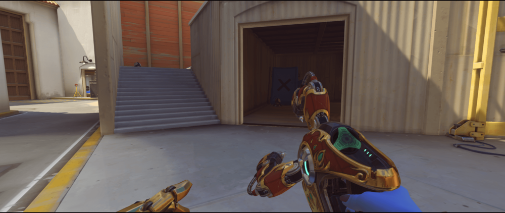 Symmetra shield generator spot Hollywood alternatives first point.png