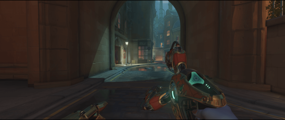 Symmetra shield generator spot King Row main view 2 first point.png