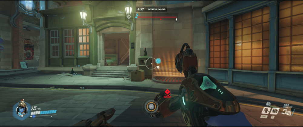 Symmetra shield generator spot King Row main range second point.png