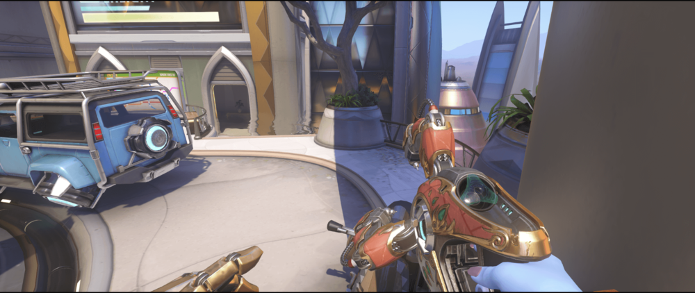 Symmetra shield generator spot Numbani secondary view first point.png