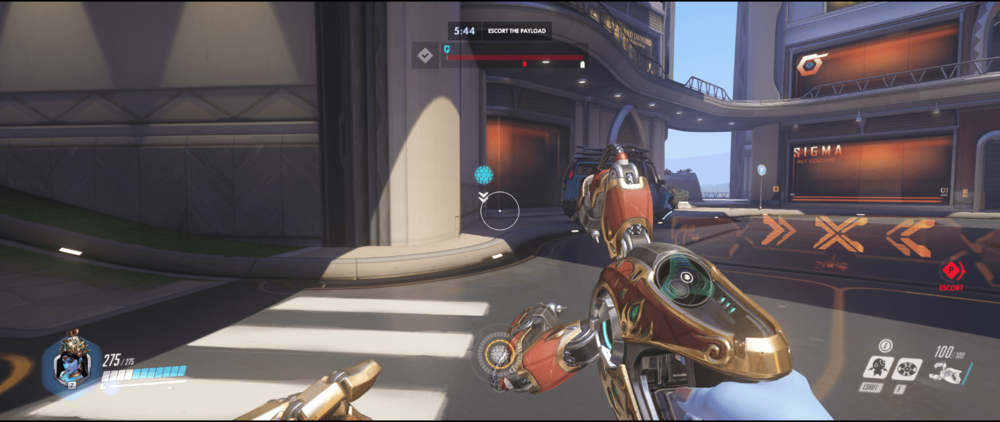 Symmetra shield generator spot Numbani blue room range 2 second point.png
