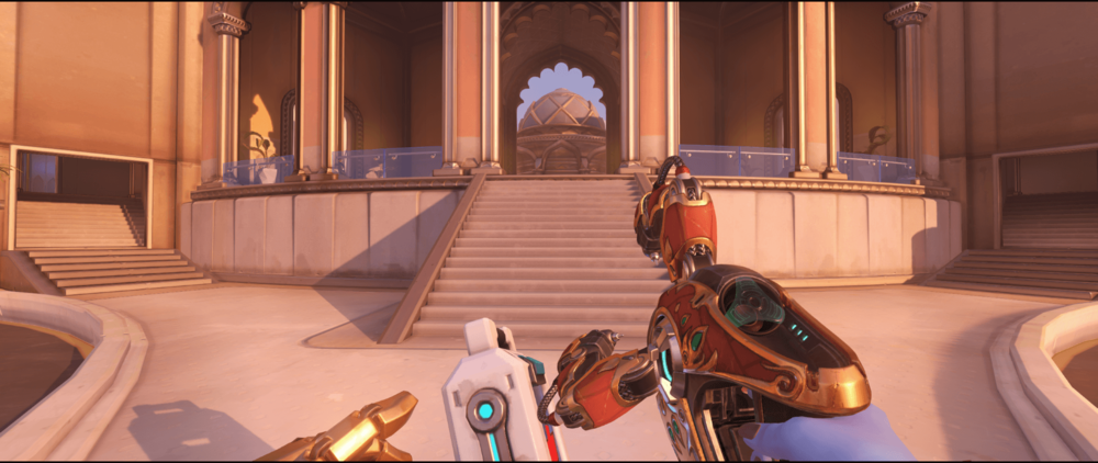 Symmetra Shield Generator spot Oasis City Center road area 2.png