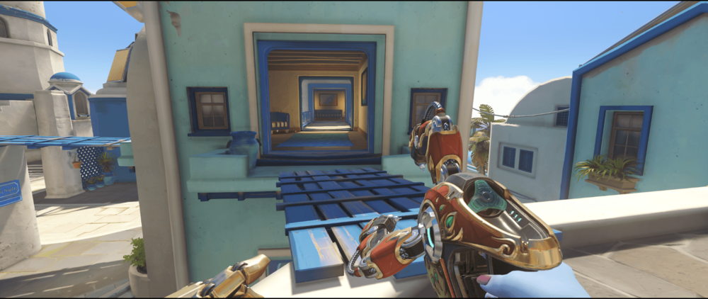 Symmetra shield generator spot Ilios Well high ground.png