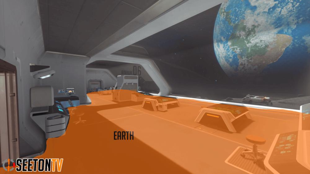 Horizon Lunar Colony map callouts Twelve Overwatch