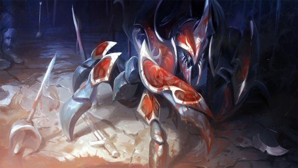 Ascendant Nyx loading screen for Nyx Assassin - Valve