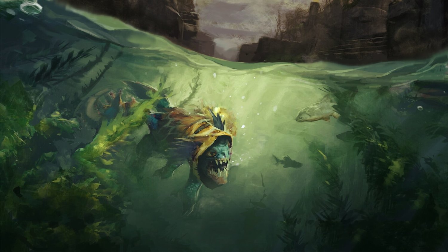 How to counter Slark: Items, heroes, and tips | Esports Tales