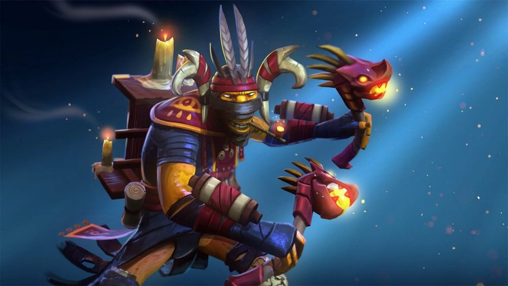 Tang-Ki Loading Screen for Shadow Shaman - Valve