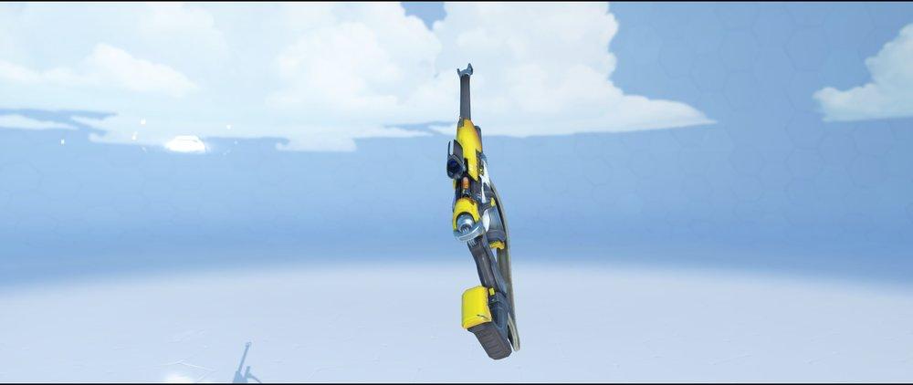Citrine gun back rare skin Ana Overwatch.jpg