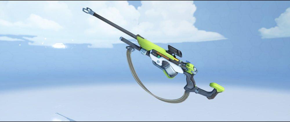 Peridot gun front rare skin Ana Overwatch.jpg