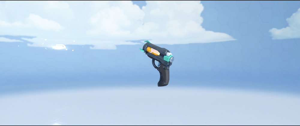 Turquoise pistol rare skin Ana Overwatch.jpg