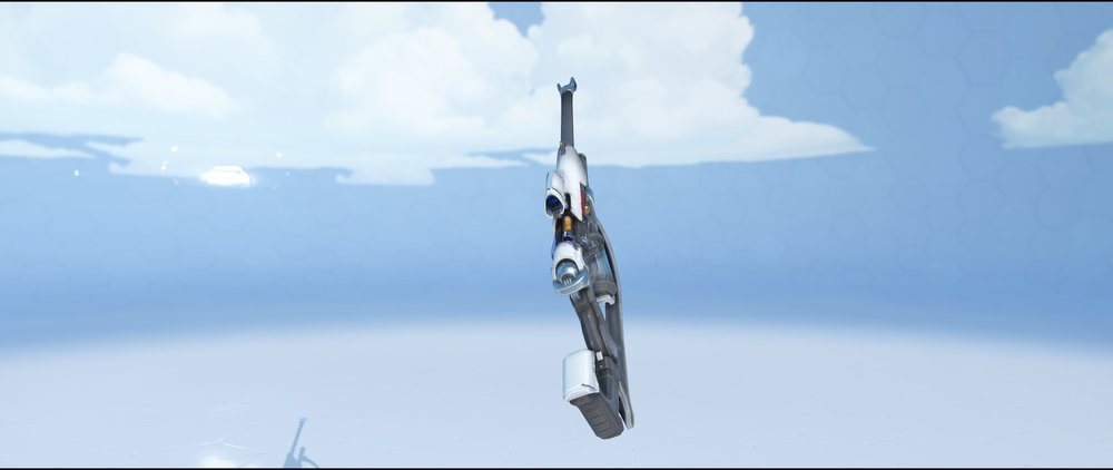 Merciful gun back epic skin Ana Overwatch.jpg