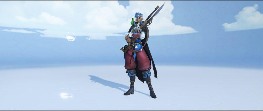 Corsair front legendary skin Ana Overwatch.jpg