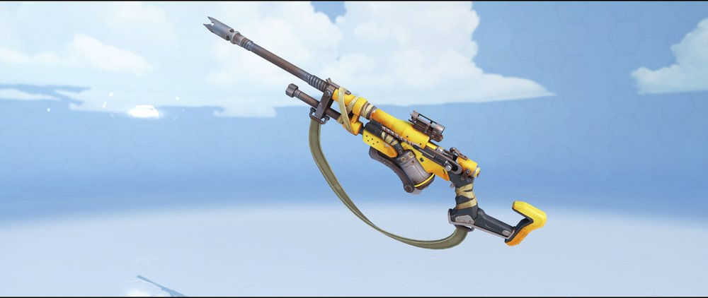 Wasteland gun front legendary skin Ana Overwatch.jpg