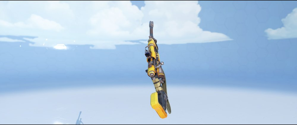 Wasteland gun back legendary skin Ana Overwatch.jpg