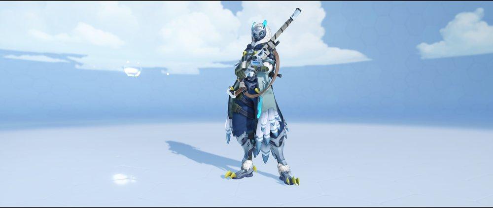 Snow Owl front legendary skin Ana Overwatch.jpg