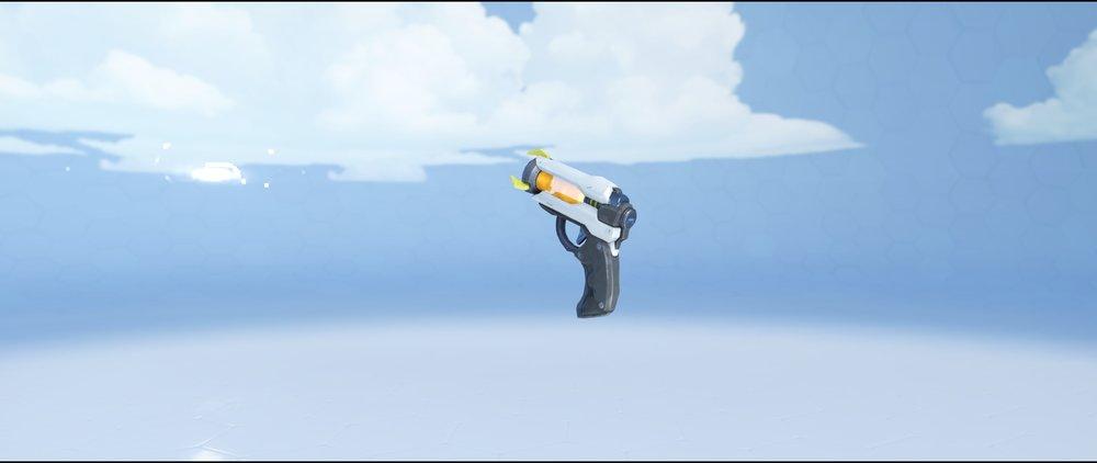 Snow Owl pistol legendary skin Ana Overwatch.jpg