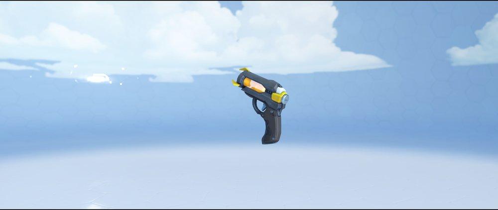 Citrine pistol rare skin Ana Overwatch.jpg