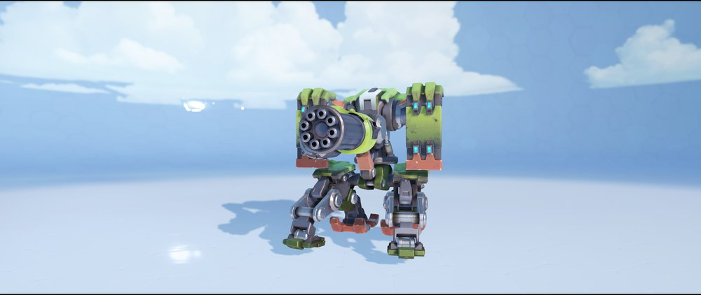 Meadow sentry front rare skin Bastion Overwatch.jpg