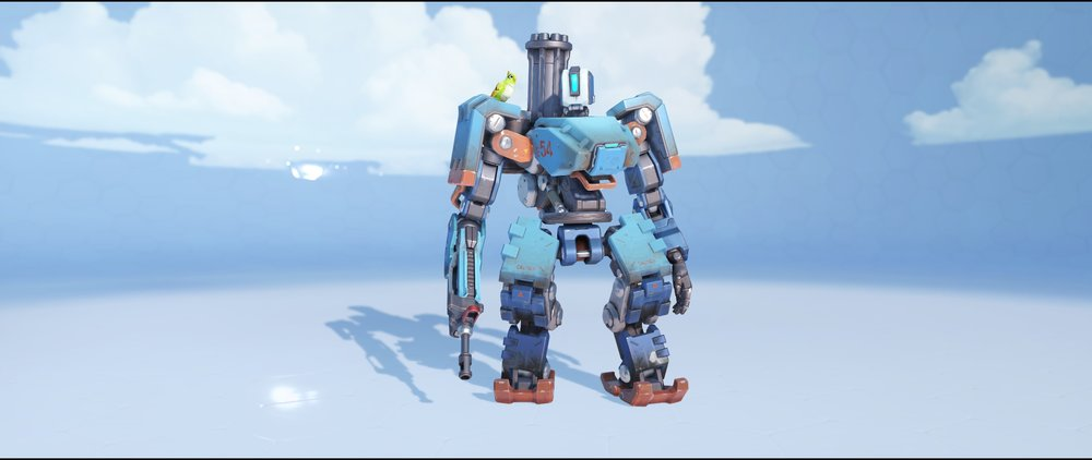 Sky front rare skin Bastion Overwatch.jpg