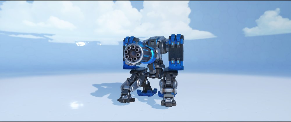 Blizzcon 2016 sentry front epic skin Bastion Overwatch.jpg
