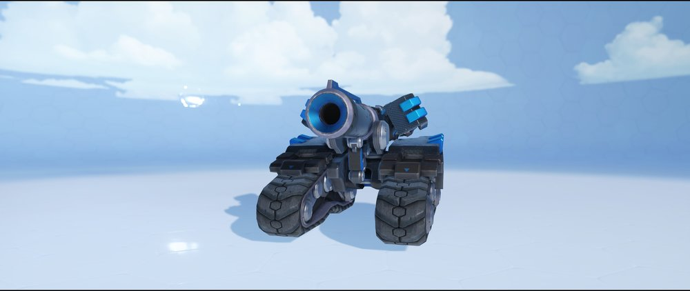 Blizzcon 2016 tank front epic skin Bastion Overwatch.jpg