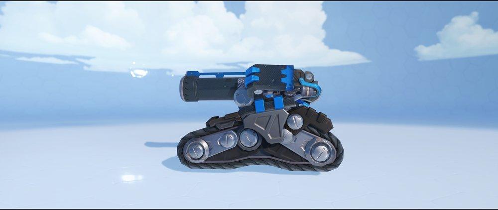 Blizzcon 2016 tank side epic skin Bastion Overwatch.jpg