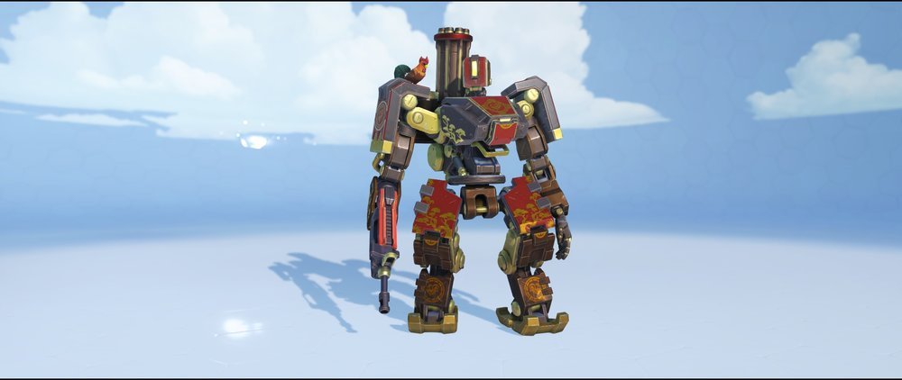 Rooster front epic Lunar New Year skin Bastion Overwatch.jpg