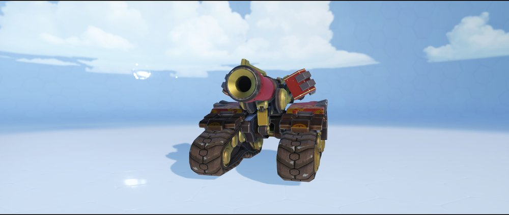 Rooster tank front epic Lunar New Year skin Bastion Overwatch.jpg