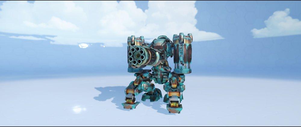 Gearbot sentry front legendary skin Bastion Overwatch.jpg
