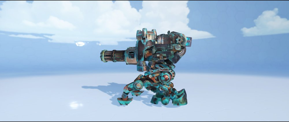 Gearbot sentry side legendary skin Bastion Overwatch.jpg