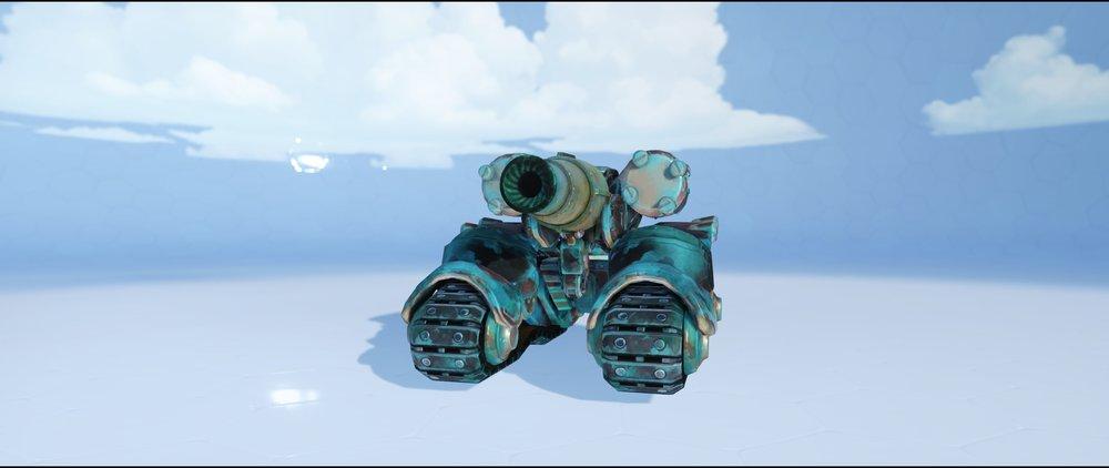 Gearbot tank front legendary skin Bastion Overwatch.jpg