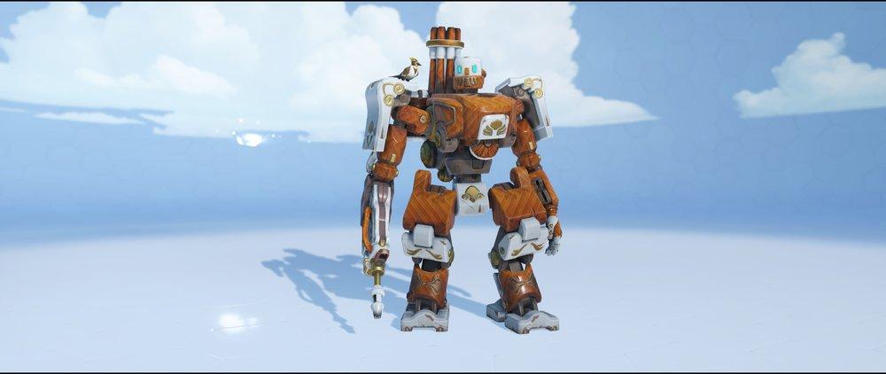 Woodbot front legendary skin Bastion Overwatch.jpg
