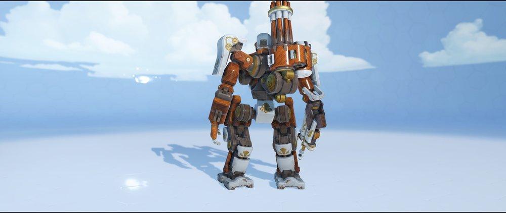Woodbot back legendary skin Bastion Overwatch.jpg