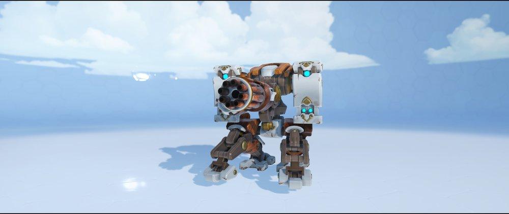 Woodbot sentry front legendary skin Bastion Overwatch.jpg
